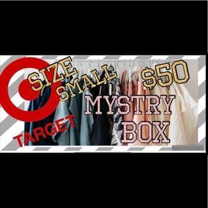 Super secret mystery box of NWT target items!
